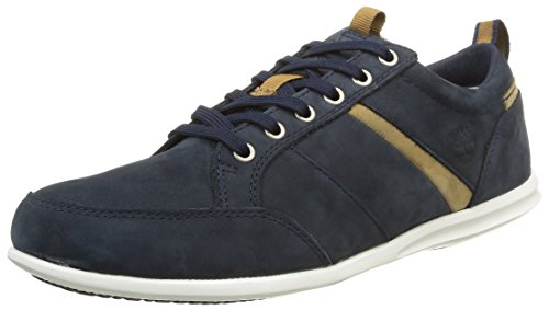 Timberland Burnettsville, Oxfords homme Bleu (Blue)