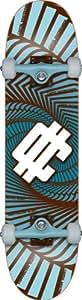 """Cartel Abyss Skateboard complet Bleu/Brun 7""""8"""