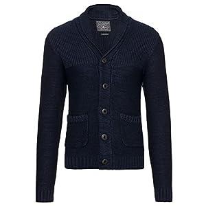 JACK & JONES Joranthon Knit Cardigan Chaqueta Punto para Hombre