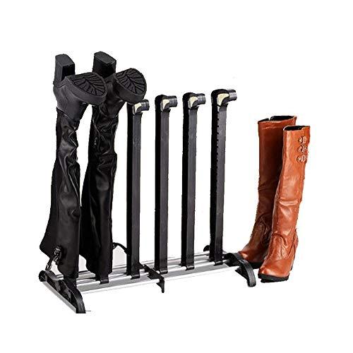 Boot Butler Standing Boot Rack Reinigen Sie Ihren Boden und schützen Sie Ihre Stiefel - 3-Pair Stand Organizer