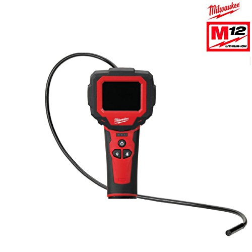 MILWAUKEE M12 IC/0 VERSION BATERIA DE INSPECCION CAMARA