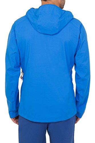 VAUDE Herren Jacke Croz 3L Jacket Hydro Blue