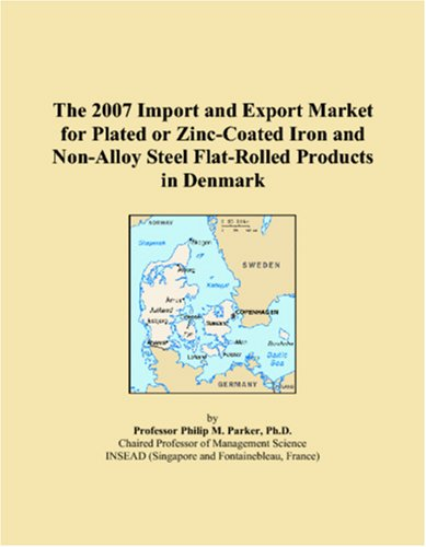 The 2007 Import and Export Market for Plated or Zinc-Coated Iron and Non-Alloy Steel Flat-Rolled Products in Denmark