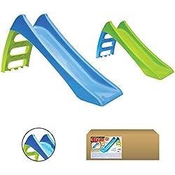 Mandelli plástico 3peldaños 116X 36X 62,5con injerto Agua tobogán 292,, 5907442110500