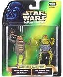 Star Wars POTF2 Power of the Force Max Rebo Band Pairs Joh Yowza and Sy Snootles by Star Wars