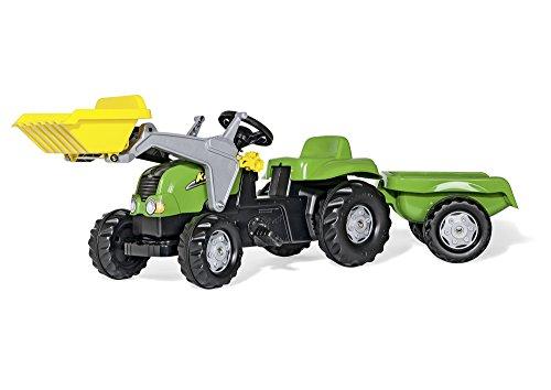 Rolly-Toys-Tractor-de-juguete-Importado-de-Alemania