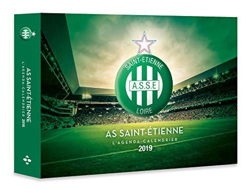 L'agenda-calendrier AS Saint-Etienne 2019