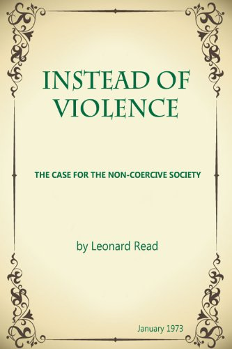Instead of Violence