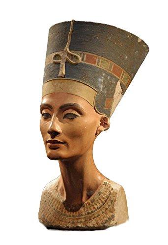 Preisvergleich Produktbild Aufkleber sticker Antikes Ägypten Vormals bekannt als nefertiti reine Ägyptische Figur Statue