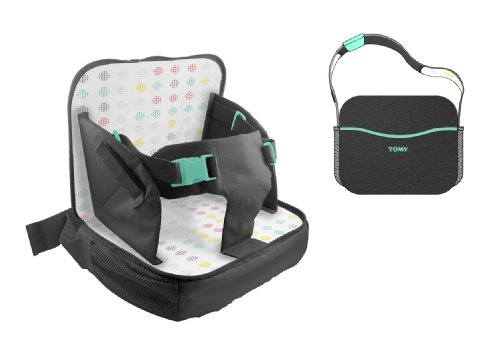 Tomy T1118 - The First Years Trust Tomy Babystuhlsitz mobil 3-in-1