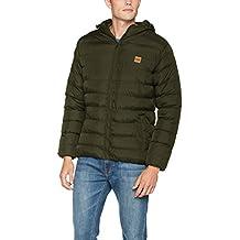 Urban Classics Basic Bubble Jacket, Giacca Uomo