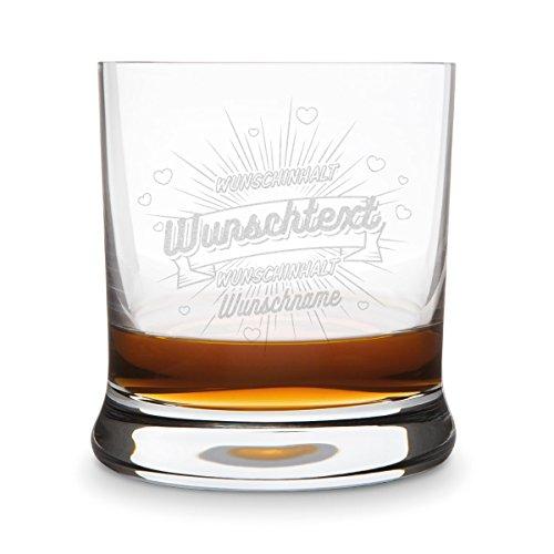 Leonardo Whiskyglas individuelle Gravur Geschenk Papa Bruder – der Beste der Welt