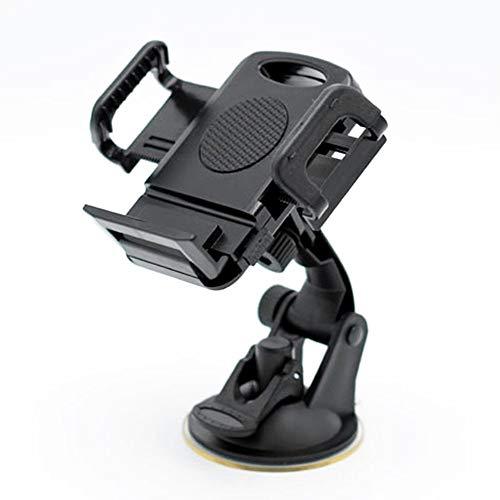 BFHCVDF Supporto da Auto Regolabile per Auto Universale Girevole 360 Gradi GPS per Smartphone