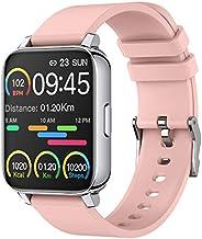 Smartwatch 1.69'' Full Screen Orologio Fitness Uomo Donna Fitness Activity Tracker Smart Watch con Impermeabil