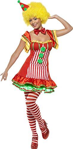 SMIFFYS Boo Boo The Clown Costume Adulto, S