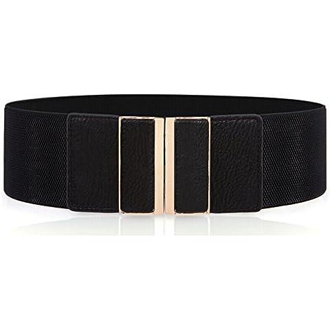 Signora breve cintura/Elastica cintura decorativa/Cintura Estate Joker-H