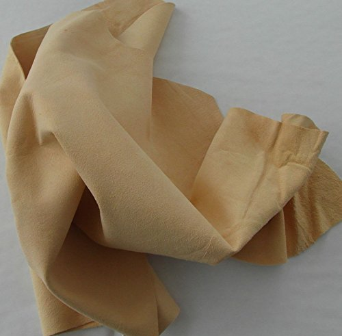 erior Qualität Natur Chamois Leder Car Wash Shammy Reinigungstuch (Spaß Gamse)