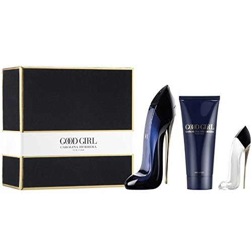 Carolina Herrera Good Girl Set Eau De Parfum 50+ B/L 75+Mini 7 ml -