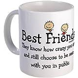 Yaya Cafe Friendship Day Gifts For Best Friends Mug