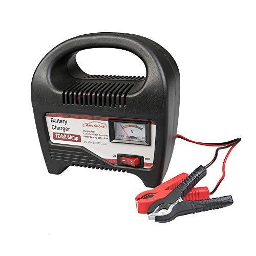 Autochoice 12v 6Am P Moto / Auto Carica Batterie - Analogico - Ce Rohs Compatibile Con