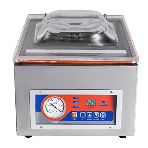 Chaneau Machine Sous Vide Alimentaire Emballage Sous Vide Appareil De Mise Sous Vide 30CM Barre De Joint Vacuum Sealer (Machine Sous Vide Alimentaire)