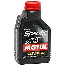 MOTUL Aceite Coche 5w30 Specific 504.00/507.00 1Ltr