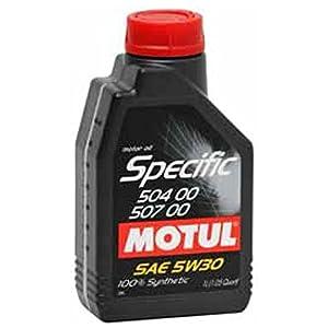 Motul 11116011Specific VW 504.00–507.005W-301l pas cher