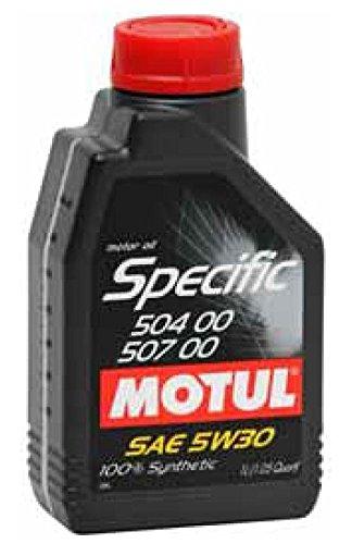 Motoröl Motul Specific SAE 5W30 504.00-507.00, ACEA C3, 1 liter