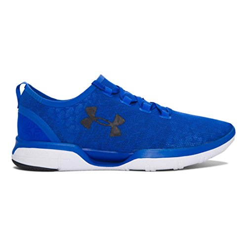 Under Armour Charged Coolswitch Run Homme Baskets Mode Noir Ultra Blue/White/Black