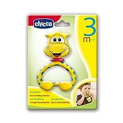 Idea Regalo - Chicco 61412 I DiverDenti Trillino, Giraffa
