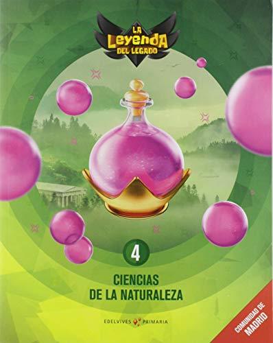 Proyecto: La leyenda del Legado. Ciencias de la Naturaleza 4. Comunidad de Madrid