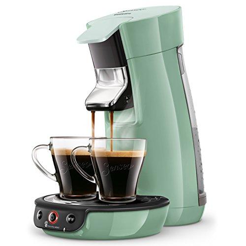 Philips hd6563/11Senseo Viva Kaffeepadmaschine 400100001, 0,9l, wassergrün