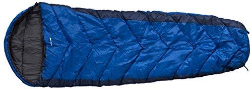 tresspass-doze-three-season-sleeping-bag-blue