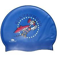 Turbo gorro Natacion SURF BILDOTS by KUKUXUMUSU Silicone Swimming Cap