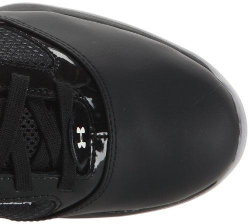 Under Armour Jet, Chaussures de basketball homme Noir (1)