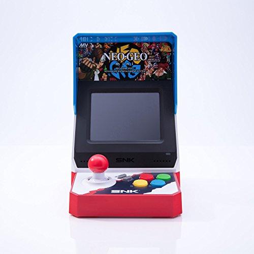 NEO-GEO mini, SNK se apunta a las mini-retro-consolas