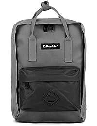 D. Franklin Unisex Erwachsene Backpack Rucksack, 16x36x27 cm