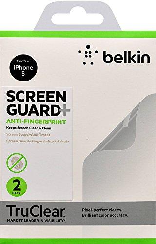 Ipod Screen Guard (Belkin Screen Guard-Displayschutzfolie für Apple iPod Touch 5, transparent)