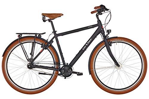 Ortler Rembrandt Herren schwarz matt Rahmenhöhe 60cm 2019 Cityrad