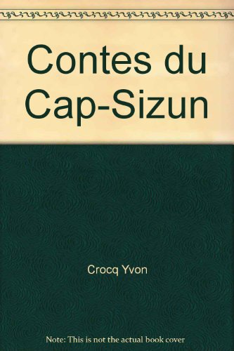 Contes du cap Sizun