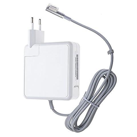 eTzone 45W Magnetic Laptop Power Ladegerät Netzteil für MacBook Air 11