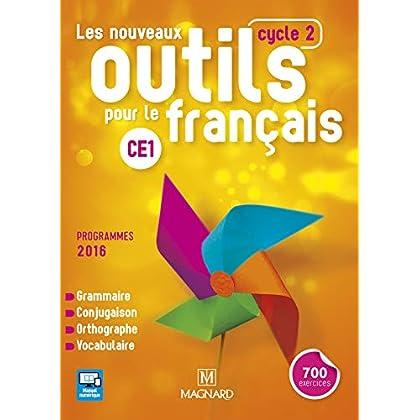 Les nouveaux outils pour le français CE1 cycle 2