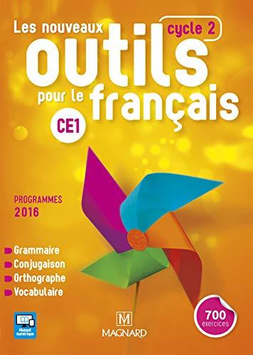 Les nouveaux outils pour le français CE1 cycle 2. Per la Scuola elementare
