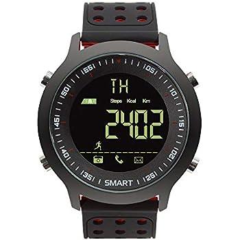 Leotec Smartwatch - Hardy Life Rojo