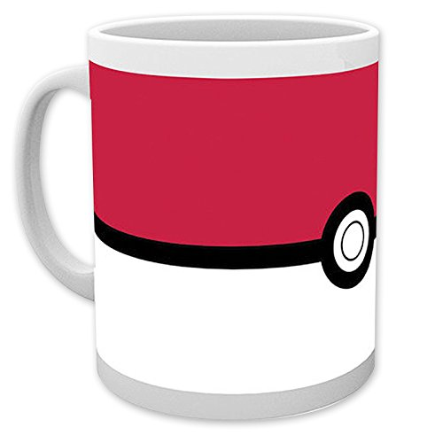 "Taza Pokemon ""Pokeball"""