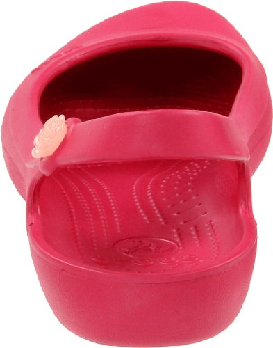 Crocs - Jayna, Ballerina da donna Rosso (Raspberry - DO NOT USE-USE 652)