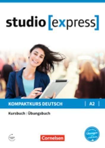 Studio express A2. Libro de curso y ejercicios