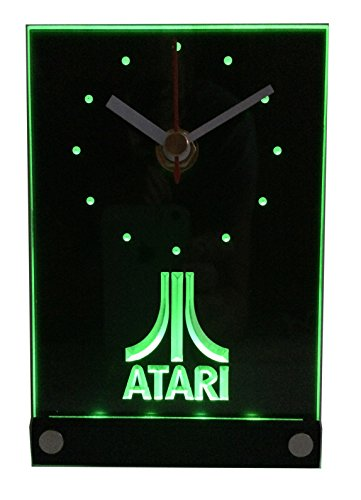 atari-retro-gaming-2600-5200-7800-st-jaguar-lynx-light-up-3d-neon-effect-desk-clock-atari-video-game