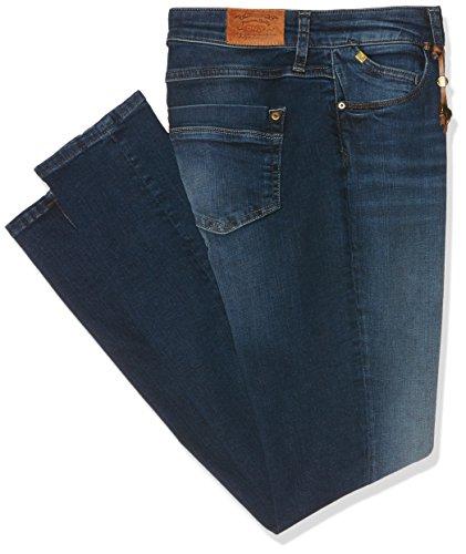 ONLY Damen Jeanshose Blau (Dark Blue Denim Dark Blue Denim)