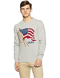 U.S.Polo Association Men's Slim Fit Sweater